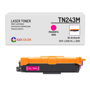 Toner do BROTHER TN-243M Magenta Zamiennik