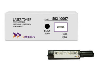 Toner do DELL 3000 3100 K4971 Black Zamiennik