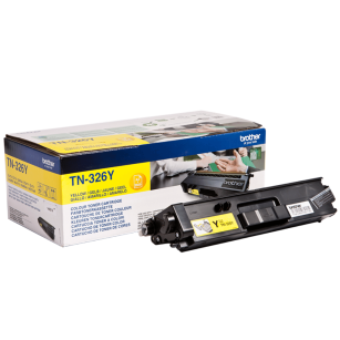 Brother oryginalny toner TN-326Y yellow