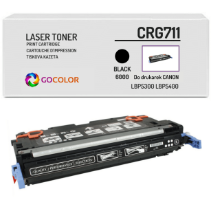 Toner do CANON CRG711 1660B002 Black Zamiennik