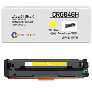 Toner do CANON CRG046H 1251C002 Yellow Zamiennik
