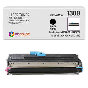 Toner do MINOLTA PagePro 1300 1710-5670-02 Zamiennik