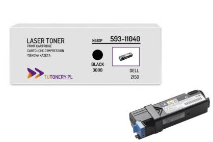 Toner do DELL 2150 2155 899WG Black Zamiennik