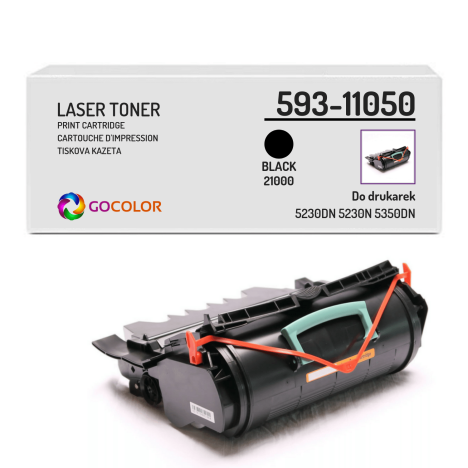Toner do DELL 5230 593-11050, 593-11049 Zamiennik