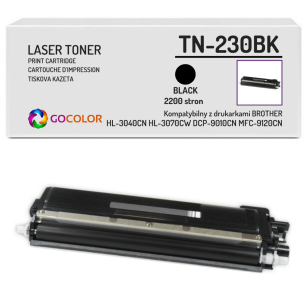 Toner do BROTHER TN-230BK Black Zamiennik