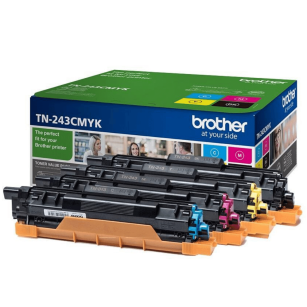 Brother oryginalny toner TN-243 Cyan/Magenta/Yellow/Black
