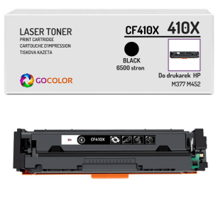 Toner do HP CF410X 410X M377 M452 Black Zamiennik