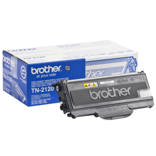 Brother oryginalny toner TN-2120 black