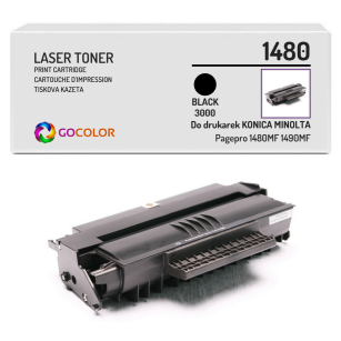 Toner do MINOLTA PagePro 1480 1490 9967000877 Zamiennik