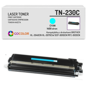 Toner do BROTHER TN-230C Cyan Zamiennik