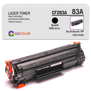 Toner do HP CF283A 83A M125 M126 Zamiennik