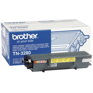 Brother oryginalny toner TN-3280 black