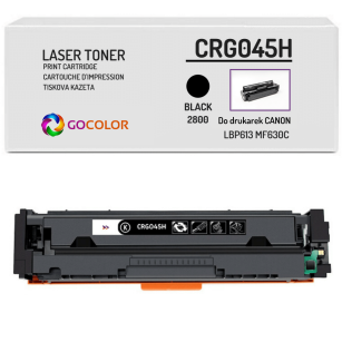 Toner do CANON CRG045H 1246C001 Black Zamiennik
