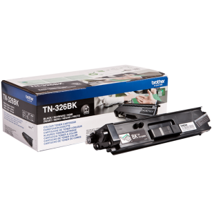 Brother oryginalny toner TN-326BK black