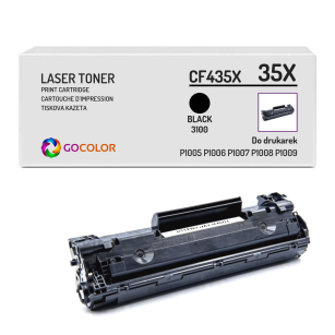 Toner do HP CB435X 35X P1005 P1006 Zamiennik