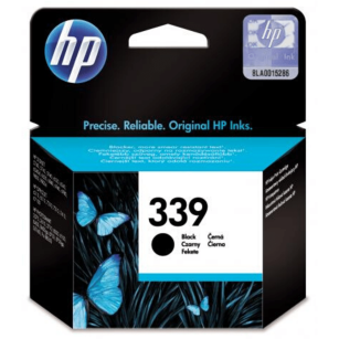 HP oryginalny Tusz C8767EE 339 black 800s 21ml Photosmart 8150 8450 OfficeJet 7410 DeskJet 5740