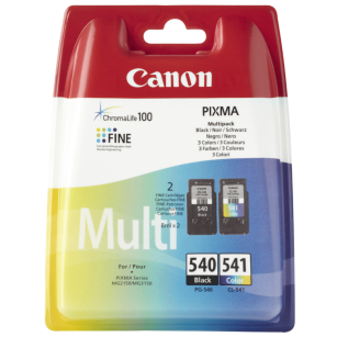 Canon oryginalny Tusz PG540 CL541 multipack black color 5225B006 Pixma MG2150 3150